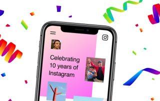 Instagram compie dieci anni e si aggiorna ancora